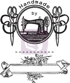PM950583 Clear Acrylic Stamp - Divine #3