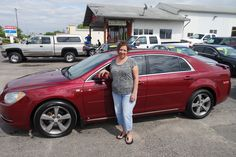 """Excellent Service! Very Satisfied!"" Theresa L. Thanks Theresa, and a BIG thanks from the Auto Group! We really appreciate the opportunity to earn your business and hope you enjoy your new Chevrolet Malibu!"