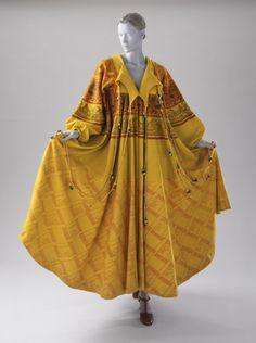 Woman's 'Butterfly Coat' | LACMA Collections