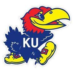 Kansas University  Rock Chalk Jayhawks!
