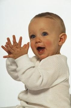 Babies Know When You're Faking, Psychology Researchers Show- Pinned by @PediaStaff – Please Visit ht.ly/63sNtfor all our pediatric therapy pins