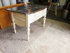 antique possum belly bakers cabinet table kitchen furniture pinterest. Black Bedroom Furniture Sets. Home Design Ideas