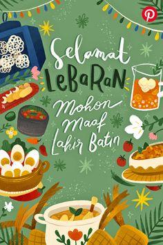 selamat lebaran idul fitri 1441 H Eid Mubarak Stickers, Eid Mubarak Card, Eid Mubarak Greeting Cards, Eid Mubarak Greetings, Happy Eid Mubarak, Ied Mubarak, Eid Mubarak Quotes, Ramadan Cards, Eid Cards