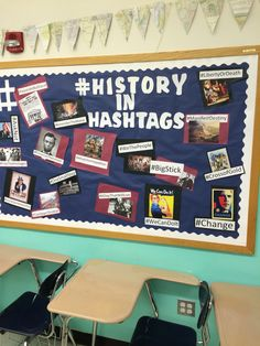 Ideas american history classroom decorations bulletin boards for 2019 History Classroom Decorations, World History Classroom, High School History, History Education, History Teachers, Teaching History, History Activities, Geography Activities, Education Major