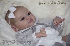 Lauri by Elisa Marx - Online Store - City of Reborn Angels Supplier of Reborn Doll Kits and Supplies