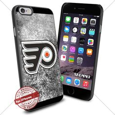 "NHL Philadelphia Flyers iPhone 6 4.7"" Case Cover Protector for iPhone 6 TPU Rubber Case Black SHUMMA http://www.amazon.com/dp/B0137BXM2G/ref=cm_sw_r_pi_dp_YTvhwb0BWZDD4"