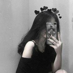 Mode Ulzzang, Ulzzang Korean Girl, Korean Girl Photo, Cute Korean Girl, Cute Girl Photo, Girl Photo Poses, Cool Girl Pictures, Girl Photos, Images Emoji