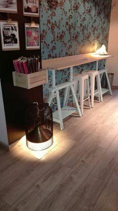 LAMPARA ENJAULADA_luz decorativa, puntual y cálida