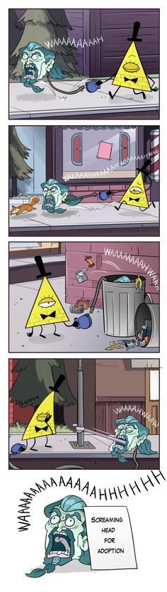Only Gravity Falls fans would get this. Gravity Falls Funny, Gravity Falls Fan Art, Gravity Falls Comics, Desenhos Gravity Falls, Boris Vian, Gavity Falls, Fall Memes, Dipper And Mabel, Mini Comic