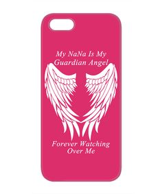 NaNa Guardian Angel Phone Case