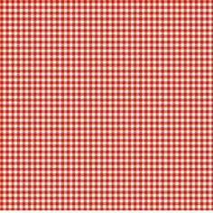 SheetWorld Fitted Cradle Sheet - Primary Red Gingham Woven