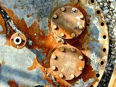 metallo arrugginito