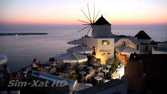 Santorini HD The best Island in Greece-Video