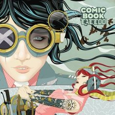 Comic Book Tattoo - Tales inspired by Tori Amos' songs