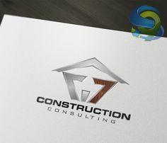 Logo Design 7 Construction #logo #design
