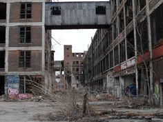 Packard Plant (by Ronald Wiggers)