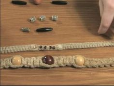 How to Make Hemp Necklaces : General Bead Tips for Hemp Necklaces