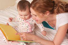 Importância da leitura para os bebês + https://www.pinterest.com/pin/560698222352374724/