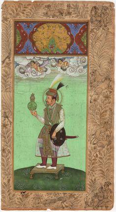 Mughal Miniature Pai
