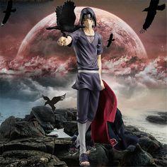 Naruto Uchiha Itachi PVC Figurine