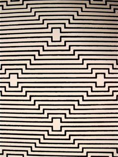 Repeating Illusion Pattern | makes your screen look like it's moving! | Waclaw Szpakowski Op Deco.