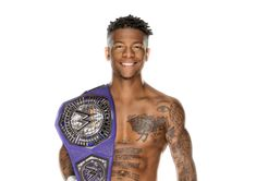 WWE Superstar Lio Rush's official profile, featuring bio, exclusive videos, photos, career highlights and more!
