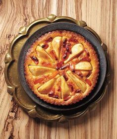 Pear and Apricot Tart | RealSimple.com