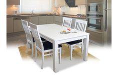 Katariina ruokaryhmä -Metropoli Kaluste Oy Kitchen Island, Table, Furniture, Home Decor, Island Kitchen, Decoration Home, Room Decor, Tables, Home Furnishings