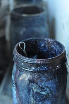 jars of indigo