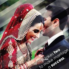 Marriages are like fingerprints, each one is different and each one is beautiful.