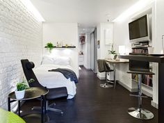 make the most out of a small space