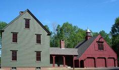 Expanded Deerfield Colonial