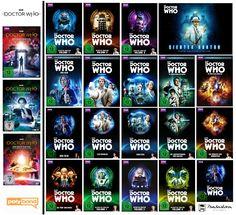 Ist das nicht einfach nur ein fantastischer Anblick? Classic Doctor Who ... auf DEUTSCH! Doctor Who, Online Shopping, Movie, Deutsch, Simple
