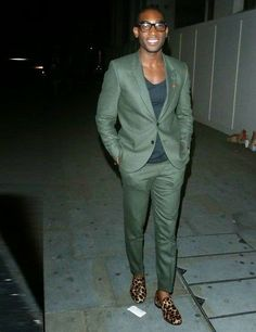 mr.AUDE...style intricately: Still on the Leopard trail...Tinie Tempah