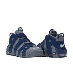 separation shoes caedc 8618e Men s Nike Air More Uptempo 96 Georgetown Grey Navy - Housakicks Online Shop