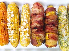 Ways to Top Grilled Corn - How to Top Grilled Corn