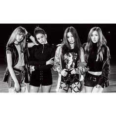 "BLACKPINK's ""Whistle"" excels visually, but the song is more... ❤ liked on Polyvore featuring blackpink"