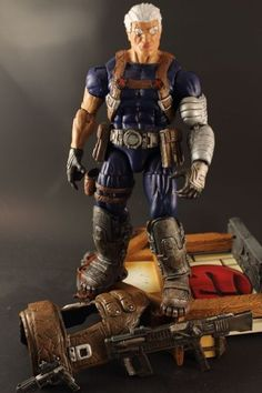 Cable Custom Action Figure