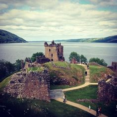 Instagrammers Search for the Loch Ness Monster  Tucked away in...