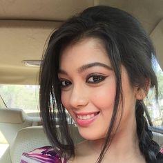 Digangana Suryavanshi-Valentine's Day selfie Niti Taylor, Celebs, Celebrities, Cute Faces, Indian Girls, Indian Actresses, Beauty Women, Eye Makeup, Selfie