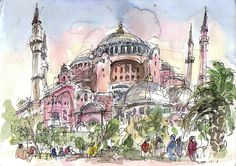 Urban Sketchers: Search results for istanbul