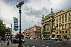 Russia, St. Peterburg