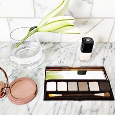 Staples from the makeup artist at the last shoot. Good for all skin tones.  @liketoknow.it www.liketk.it/RUQg by erica.cook