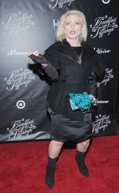 "Debbie Harry Photos - Singer Debbie Harry attends the ""Breakfast At Tiffany's"" Broadway Opening Night after party at The Edison Ballroom on March 20, 2013 in New York City. - 'Breakfast at Tiffany's' After Party"