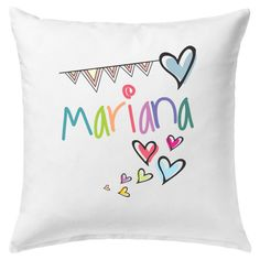 Descripción del Cojín Diy And Crafts, Crafts For Kids, Paper Crafts, Printing Photos On Fabric, Diy Pillows, Throw Pillows, Pink Couch, Painted Clothes, Drawing For Kids