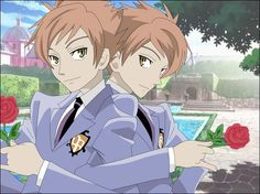 Ouran Host Club Twins | Hitachiin Twins | Ouran Host Club: College Bound | RolePlayGateway™