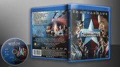 Capitão America - Guerra Civil (Blu-Ray 2D) - Capa | VITRINE - Galeria De Capas - Designer Covers Custom | Capas & Labels Customizados