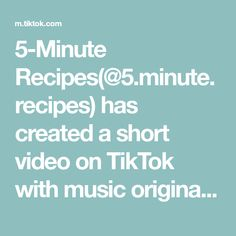Michelle Rivera( has created a short video on TikTok with music Kill Our Way to Heaven. Ya no tengo nada que haceeer, fokin miinn Throwback Songs, 5 Minute Meals, Dance Humor, Mad Science, Keto Brownies, Home Chef, Homemade Chocolate, Videos Funny, Baking Recipes