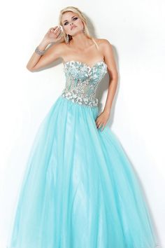 Hot Selling Evening Dresses Tulle Sweetheart Beading/Sequins Floor Length