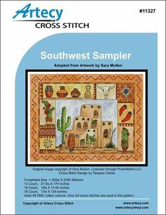 Southwest Sampler pattern